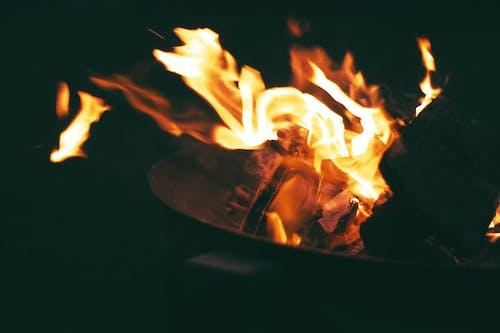 Безкоштовне стокове фото на тему «великий план, вогонь, гарячий, горіння»