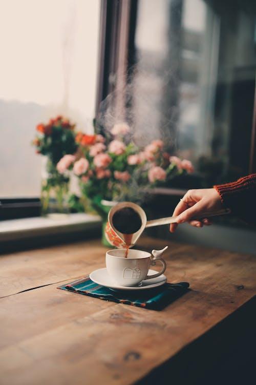 Free stock photo of breakfast, caffeine, coffee