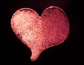 red, heart