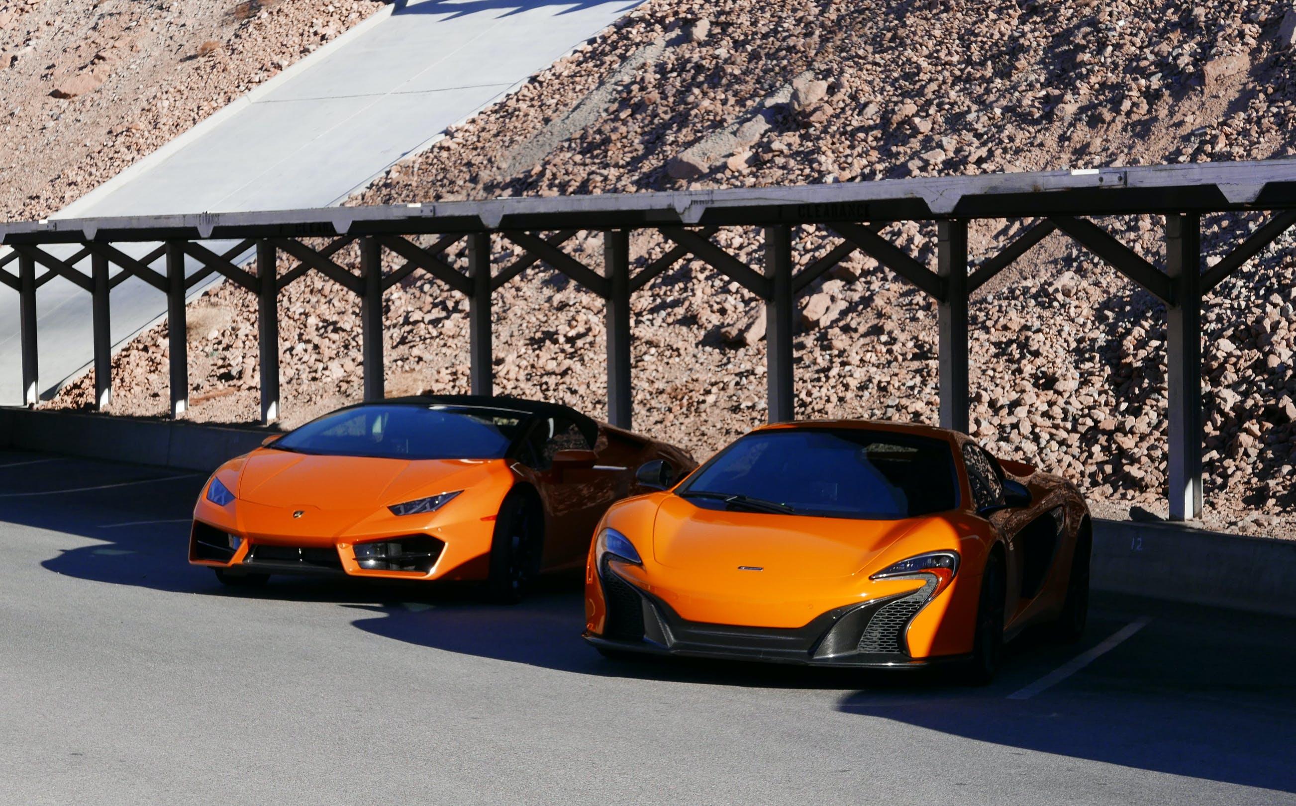 Free stock photo of cars, road, vehicles, luxury