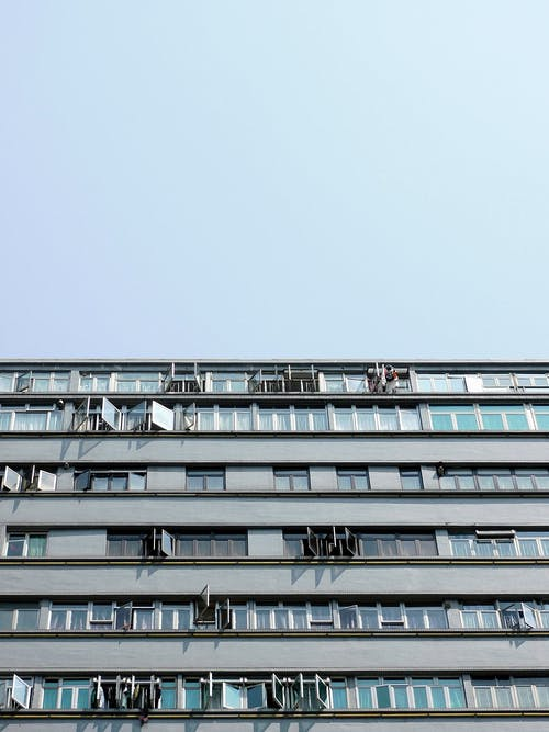 Copyspace, 低角度, 住 的 免費圖庫相片