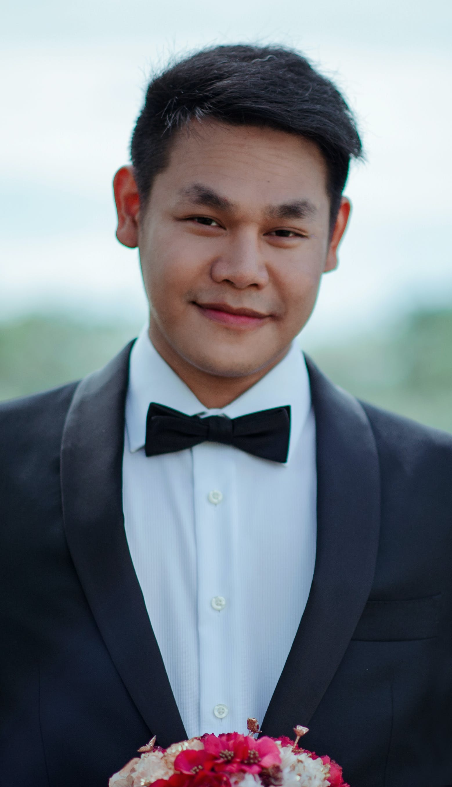 Photography of a Guy Wearing Formal Attire