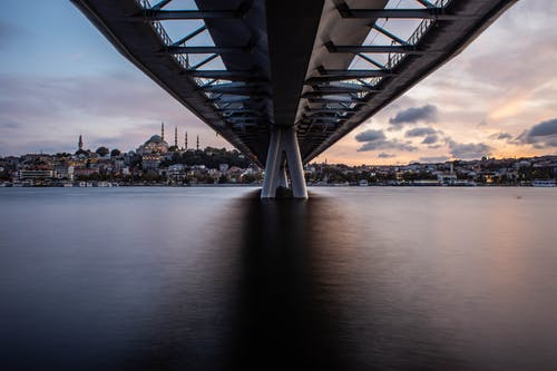 Free stock photo of architecture, bridge, city