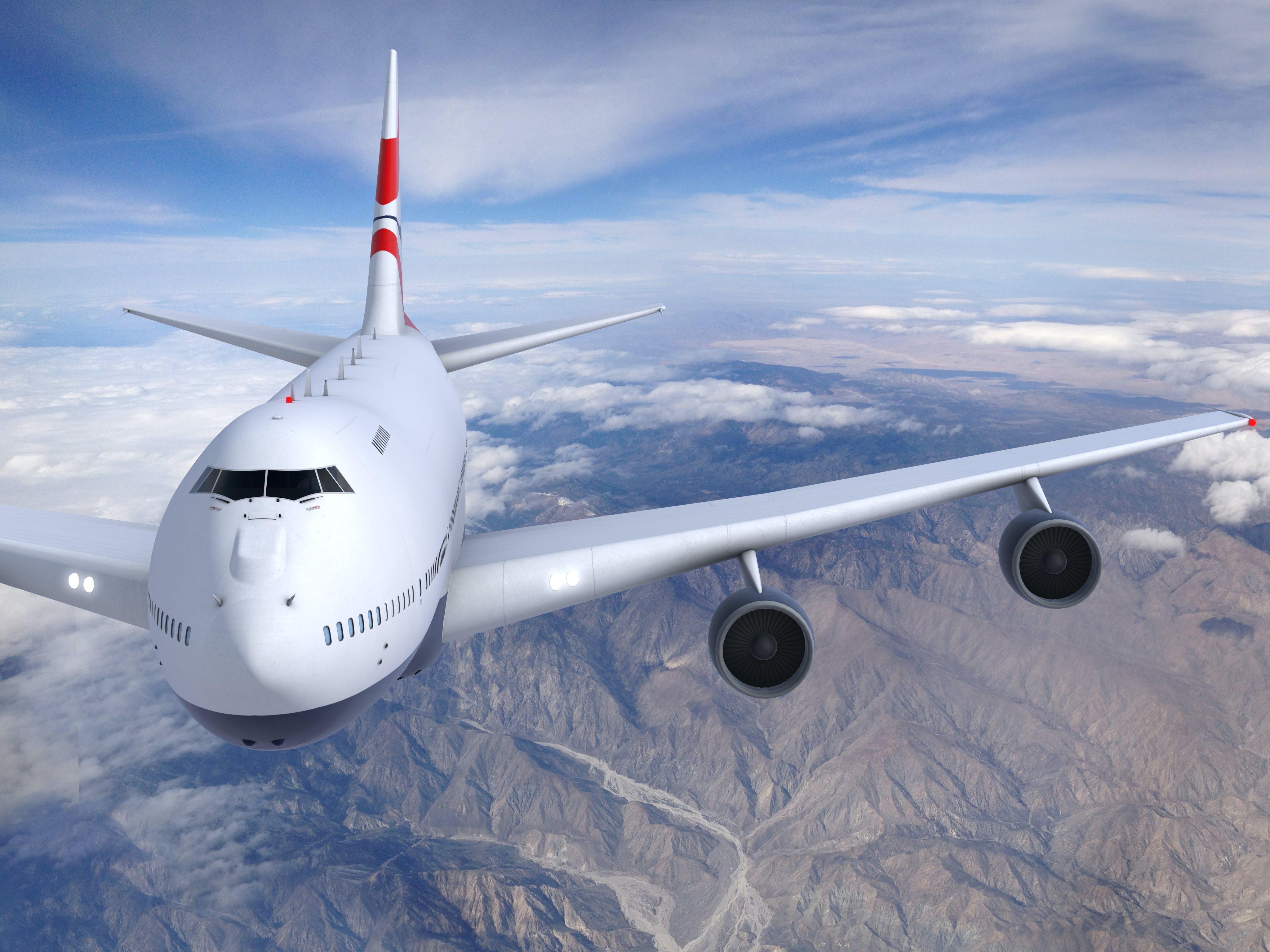 Free stock photo of flight, sky, holiday, vacation