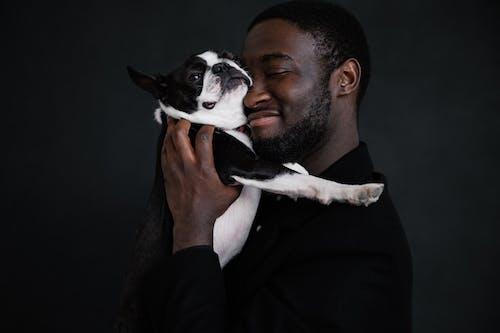 Gratis stockfoto met aanbiddelijk, aardig, Afro-Amerikaanse man
