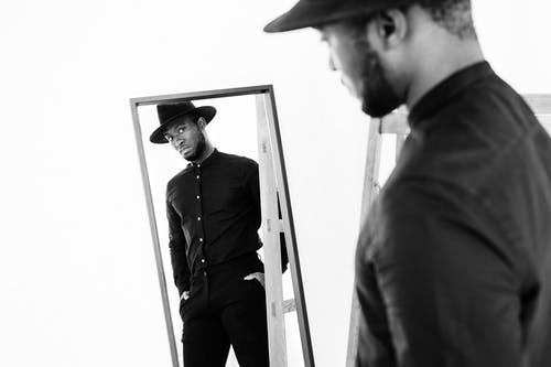 bw, あごひげ, アフリカ系アメリカ人の無料の写真素材