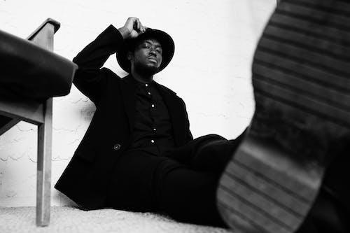 bw, アクセサリー, アフリカ系アメリカ人の無料の写真素材