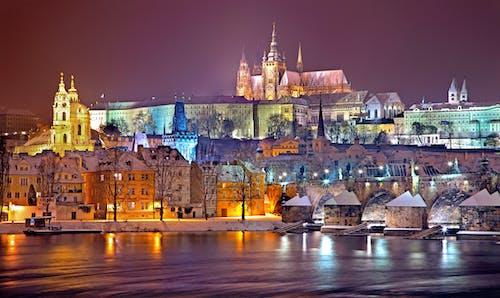 Fotobanka sbezplatnými fotkami na tému architektúra, budovy, Česká republika, cestovať