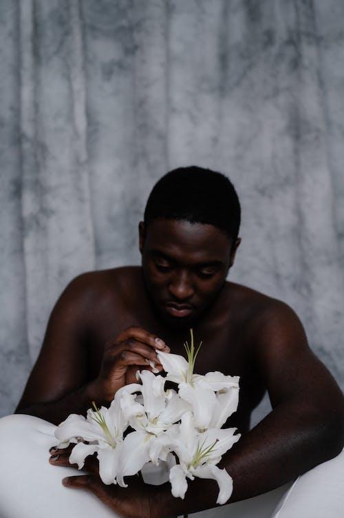 Бесплатное стоковое фото с аромат, афро-американец, безмятежный