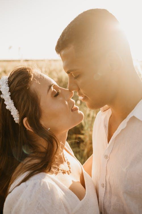 一起, 享受, 吻 的 免費圖庫相片