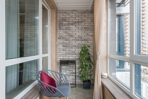 apartman, armoni, balkon içeren Ücretsiz stok fotoğraf