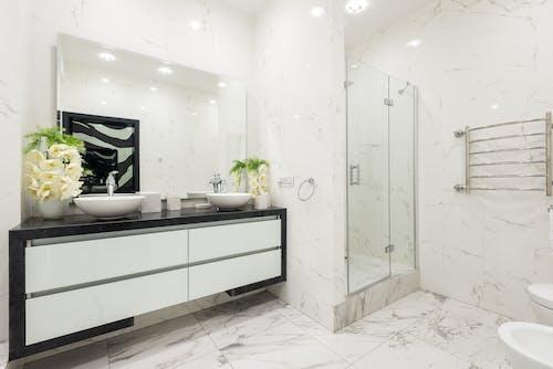 Kostenloses Stock Foto zu bad, badezimmer, design