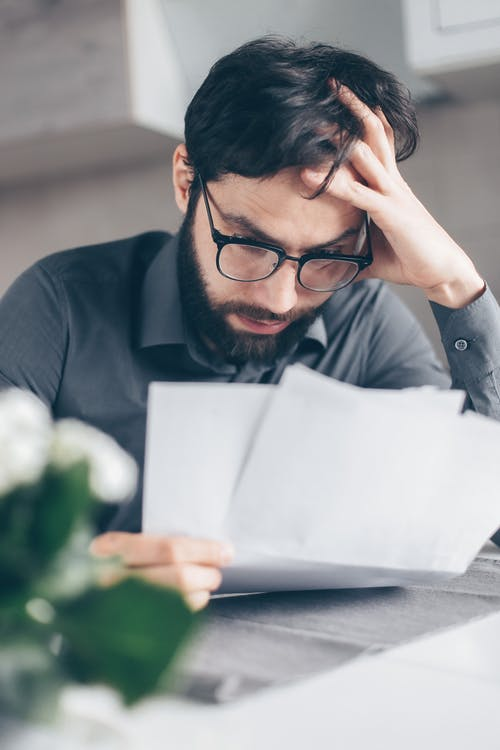 Free stock photo of adult, attack, bankruptcy