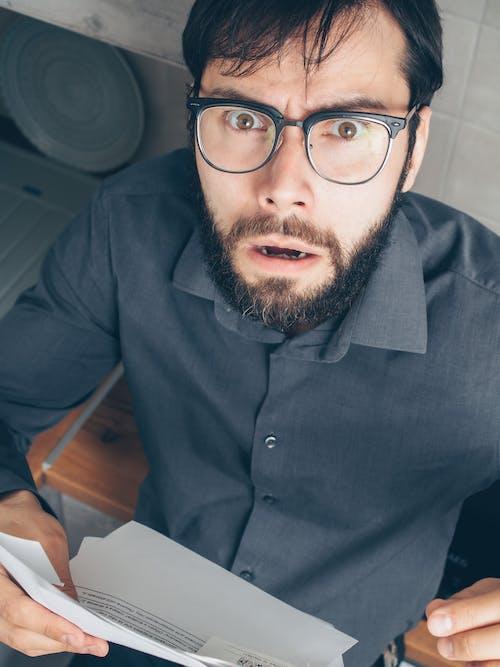 adam, aktör, aldatmaca içeren Ücretsiz stok fotoğraf
