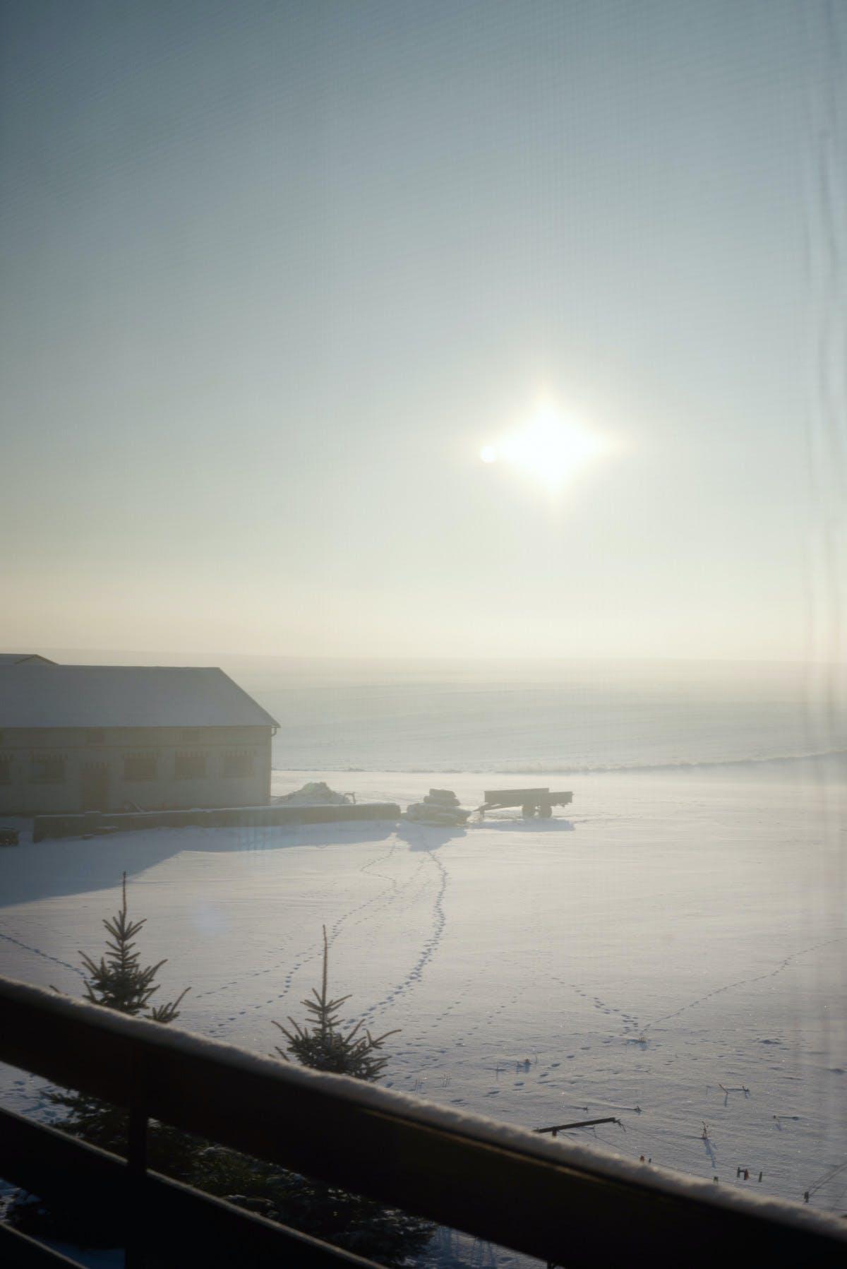 Free stock photo of snow, sun, nikon, wasylko