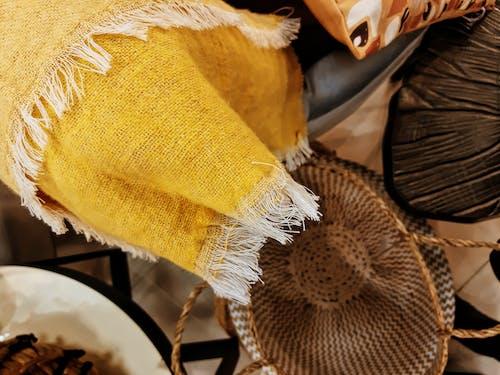 Foto d'estoc gratuïta de abstracte, detalls, groc