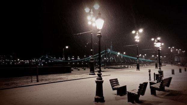Free stock photo of night, achitecture, hungary, Budapest
