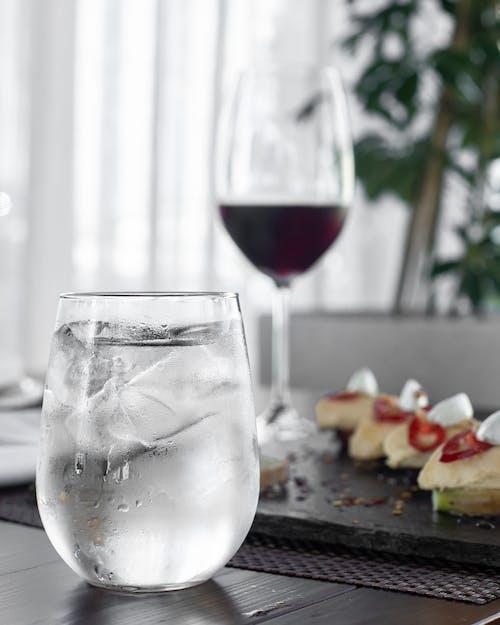 Imagine de stoc gratuită din apă, aperitiv, apetisant