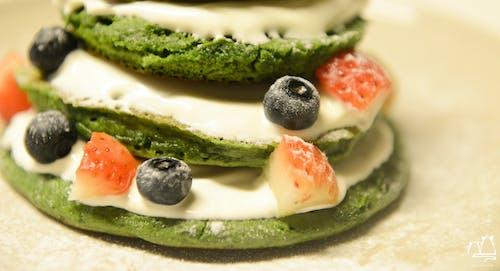 Kostnadsfri bild av aptitretare, äta nyttigt, fisk, grönt