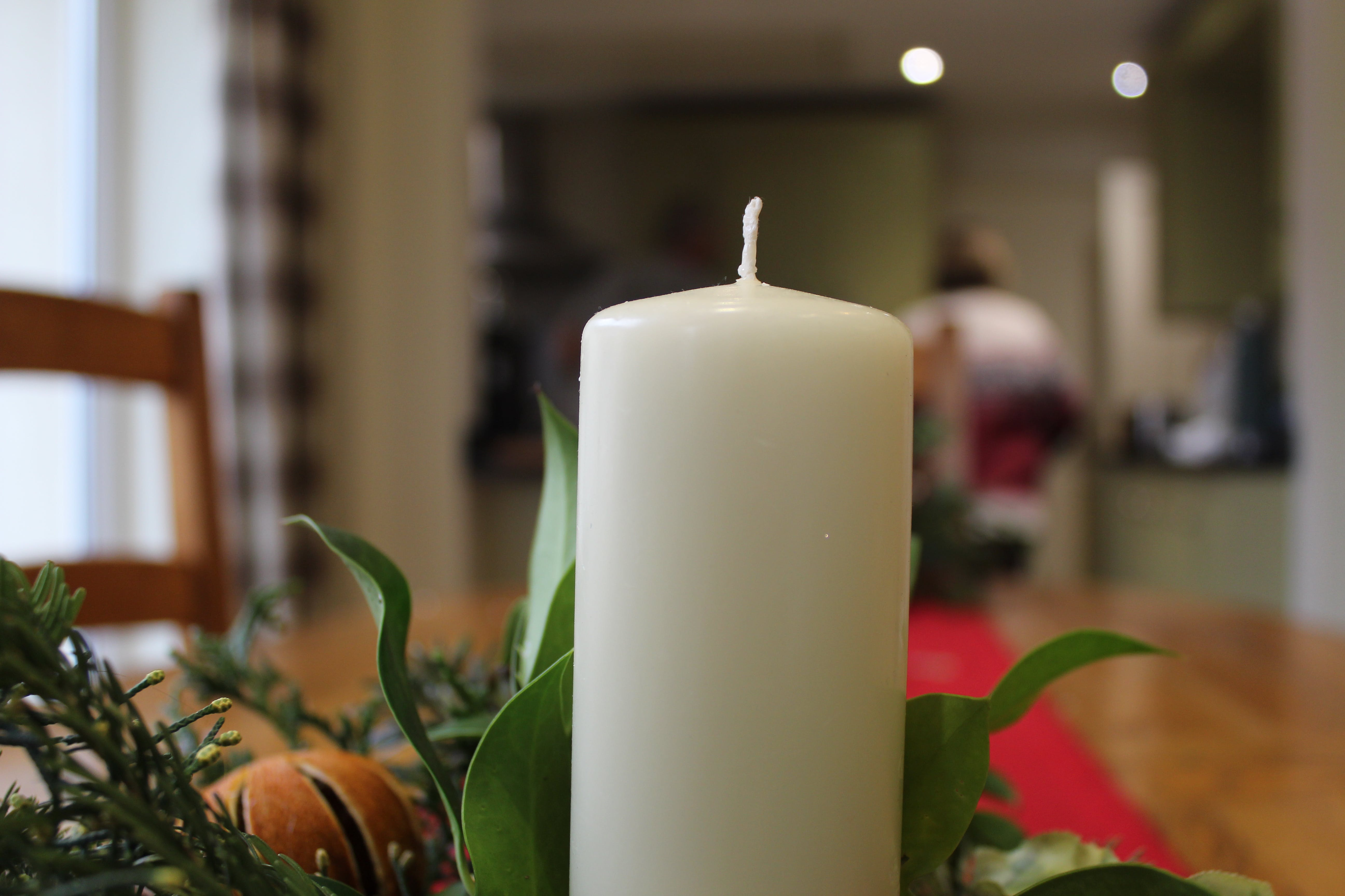 Free stock photo of candle, christmas