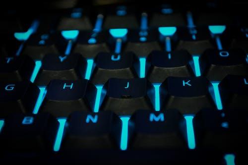 Kostenloses Stock Foto zu chroma, rasierer, spiel, tastatur