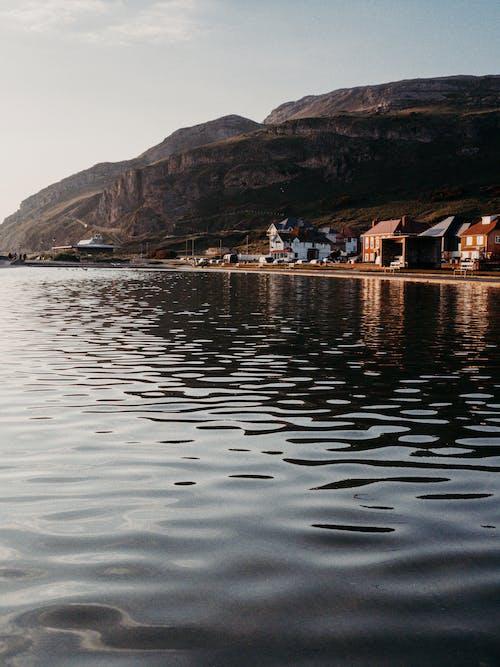 Free stock photo of bay, beach, boat