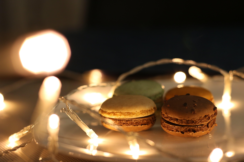 Fotos de stock gratuitas de chucherías, comida, concentrarse, Decoración navideña