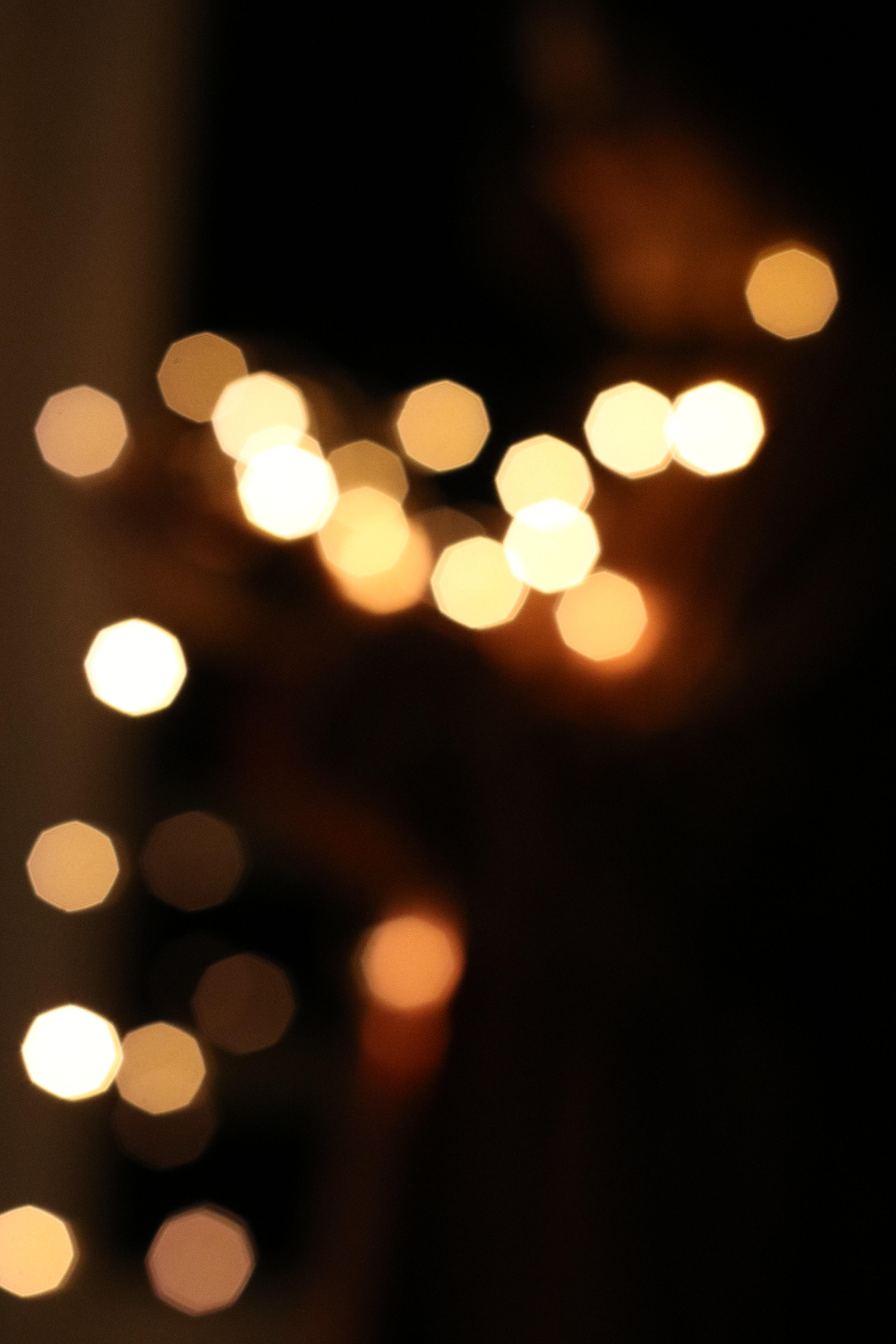 Out of Focus Photo of Lights in Bokeh Photography · Free