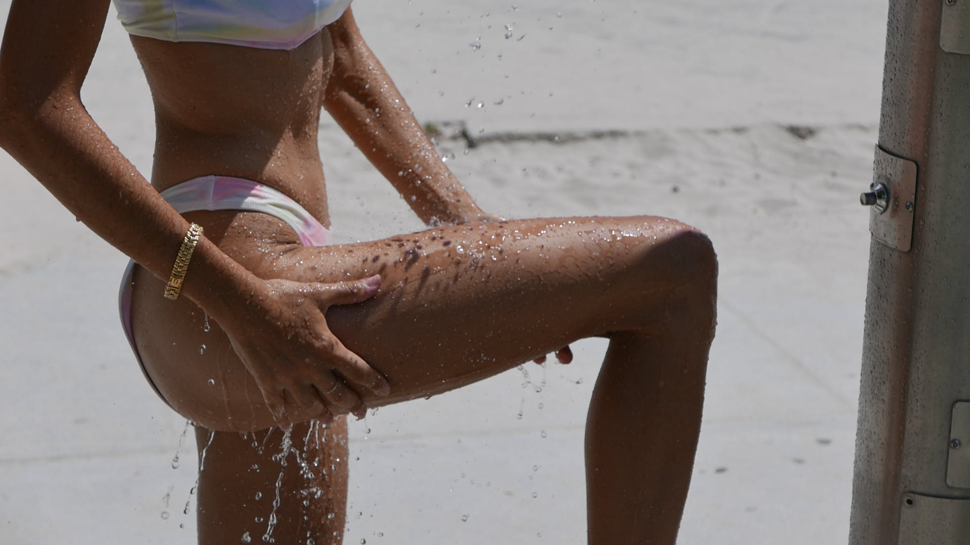 Free stock photo of girl, hot, island, legs