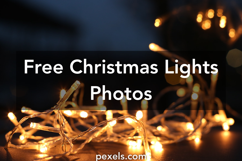 Free Christmas Lights.1000 Beautiful Christmas Lights Photos Pexels Free