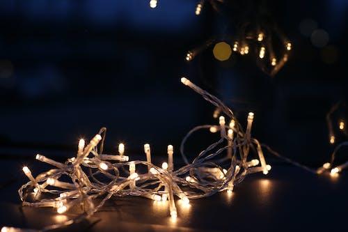 Kostenloses Stock Foto zu abend, beleuchtet, beleuchtung, bokeh