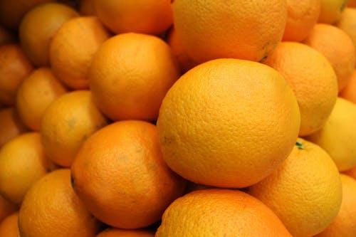 Close Up Photo of Orange Fruits