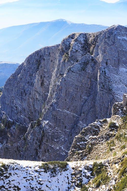 Foto d'estoc gratuïta de falakro, Grècia, hivern, muntanya