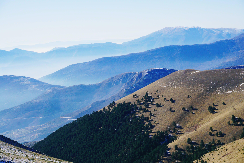 Free stock photo of falakro, greece, mountain