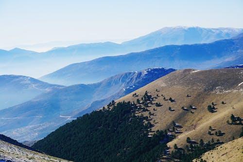 Foto d'estoc gratuïta de falakro, Grècia, muntanya