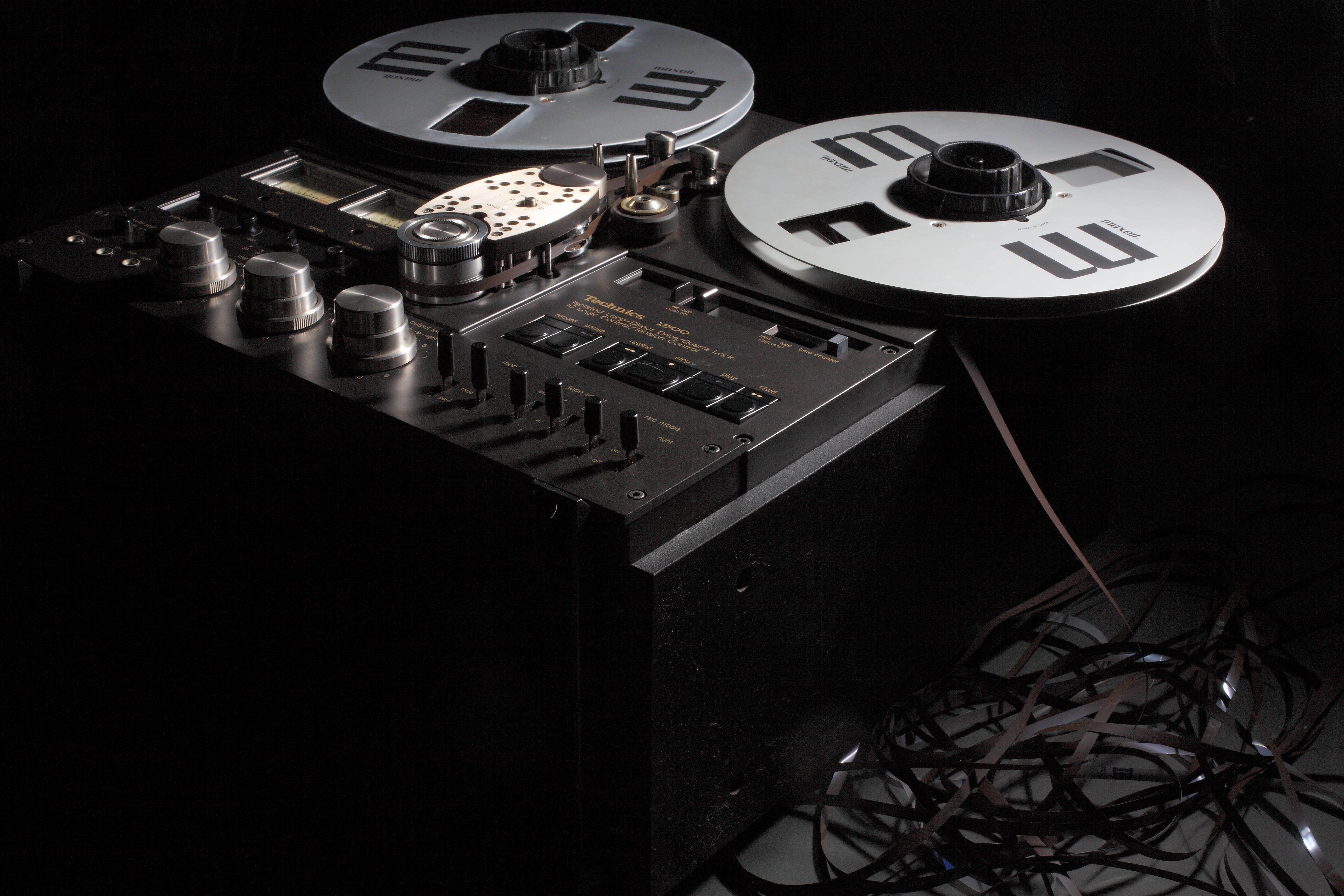 Black Tape Recorder