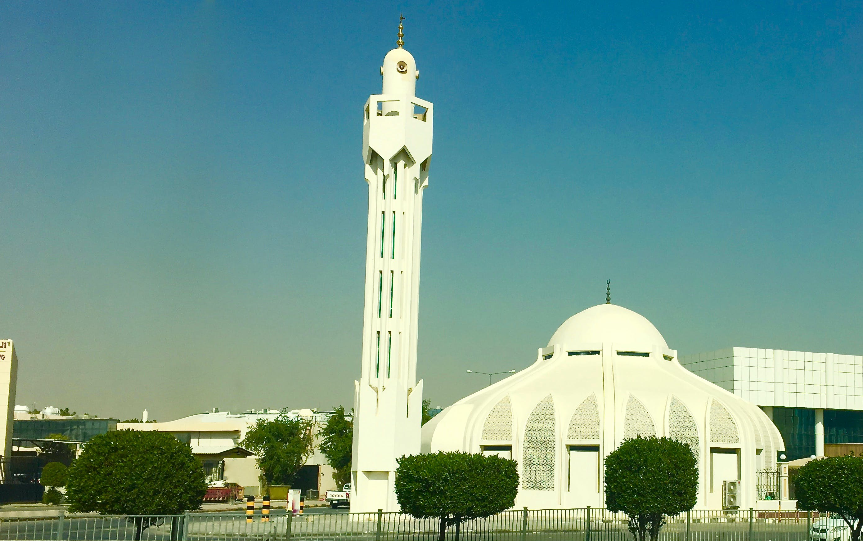 Free stock photo of white, islam, mosque