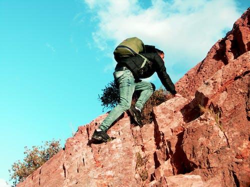 Kostnadsfri bild av balans, bergen, bergsklättring, elände