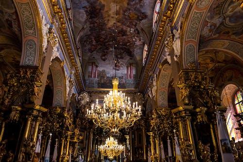 Ingyenes stockfotó építészet, lviv, sötét, templom témában