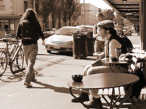 Fotobanka sbezplatnými fotkami na tému autá, bicykle, cesta, dopravný systém