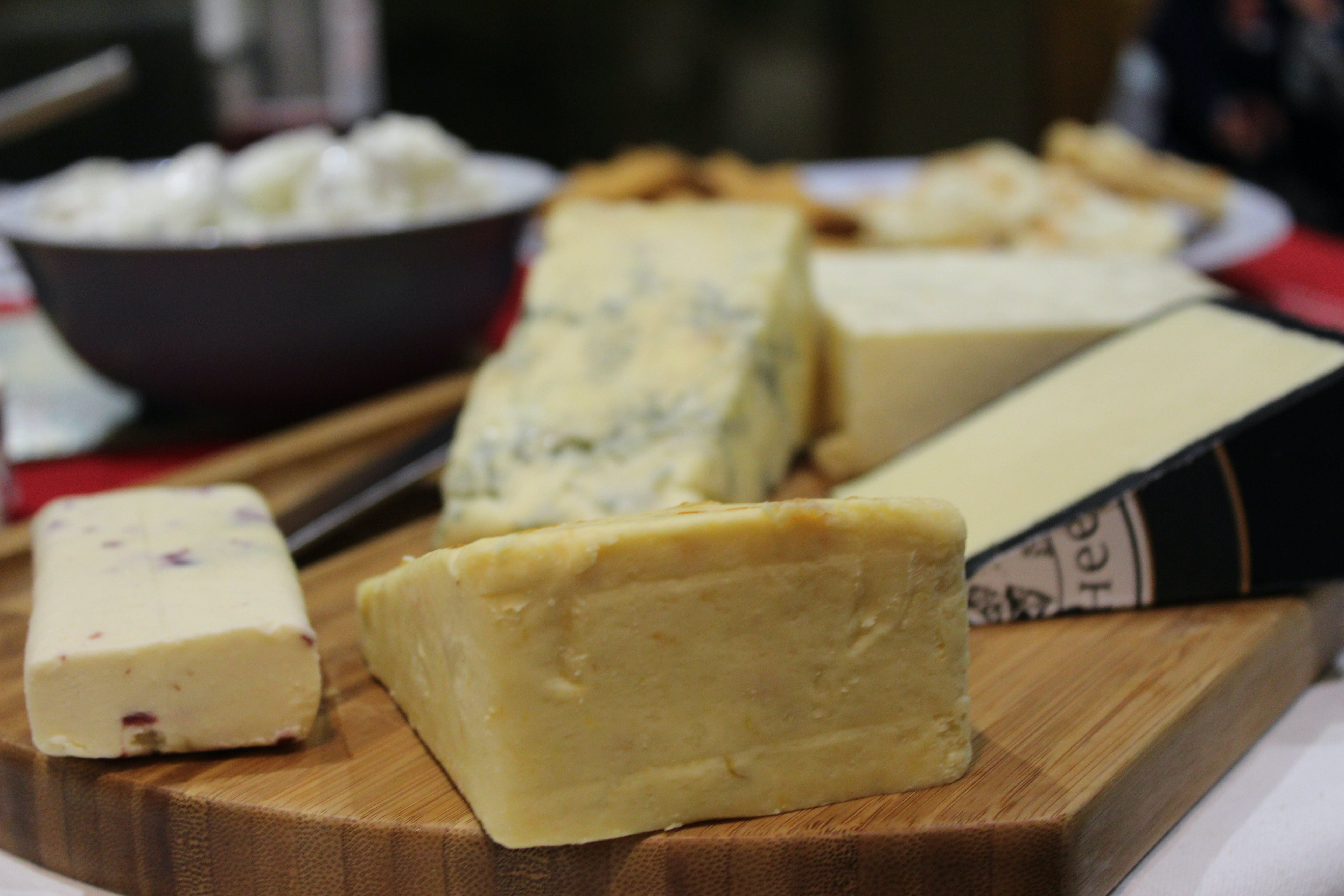 Free stock photo of board, cheese, christmas, food