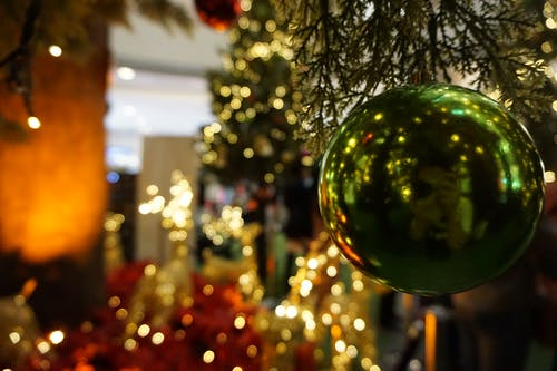 Free stock photo of christmas ball, christmas ornament, ornament