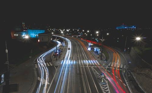 Δωρεάν στοκ φωτογραφιών με warszawa, αυτοκίνητα, Βαρσοβία, δρόμος