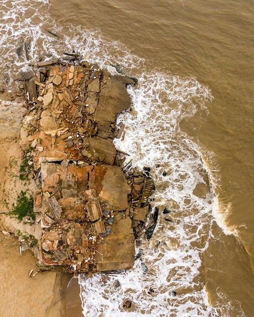 夏天, 夏季, 岩石 的 免费素材图片