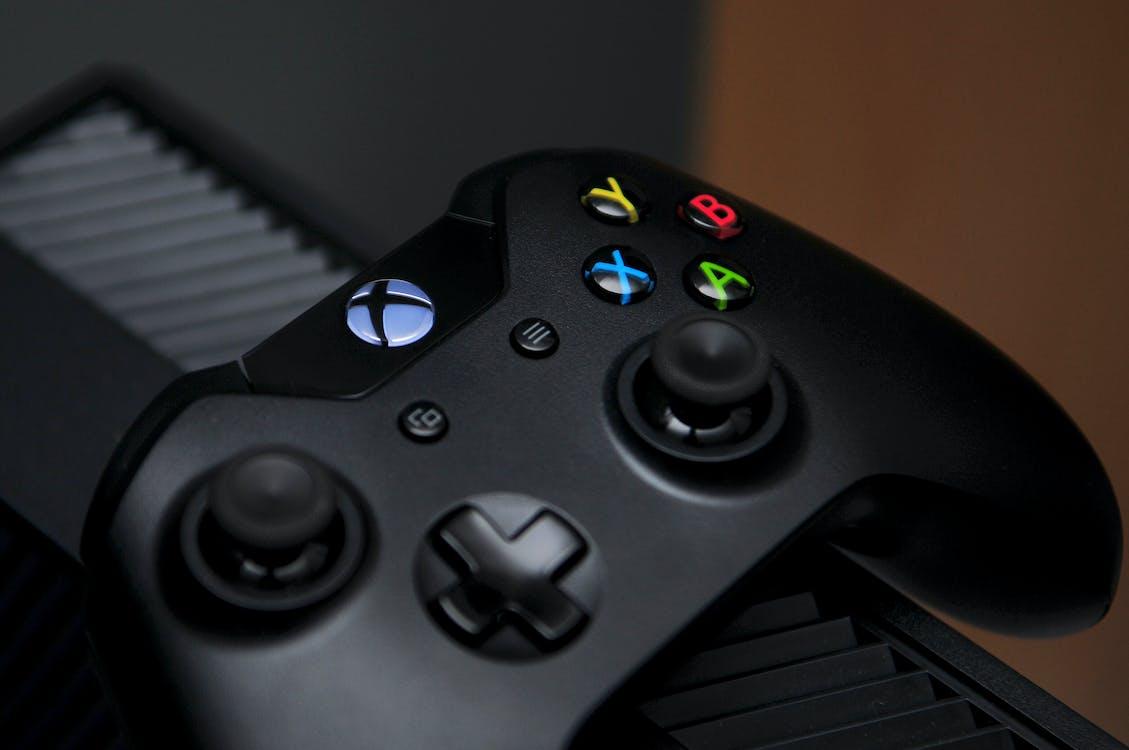 controler, gaming, joc
