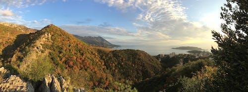 Foto d'estoc gratuïta de montenegro, muntanyes, prop del mar