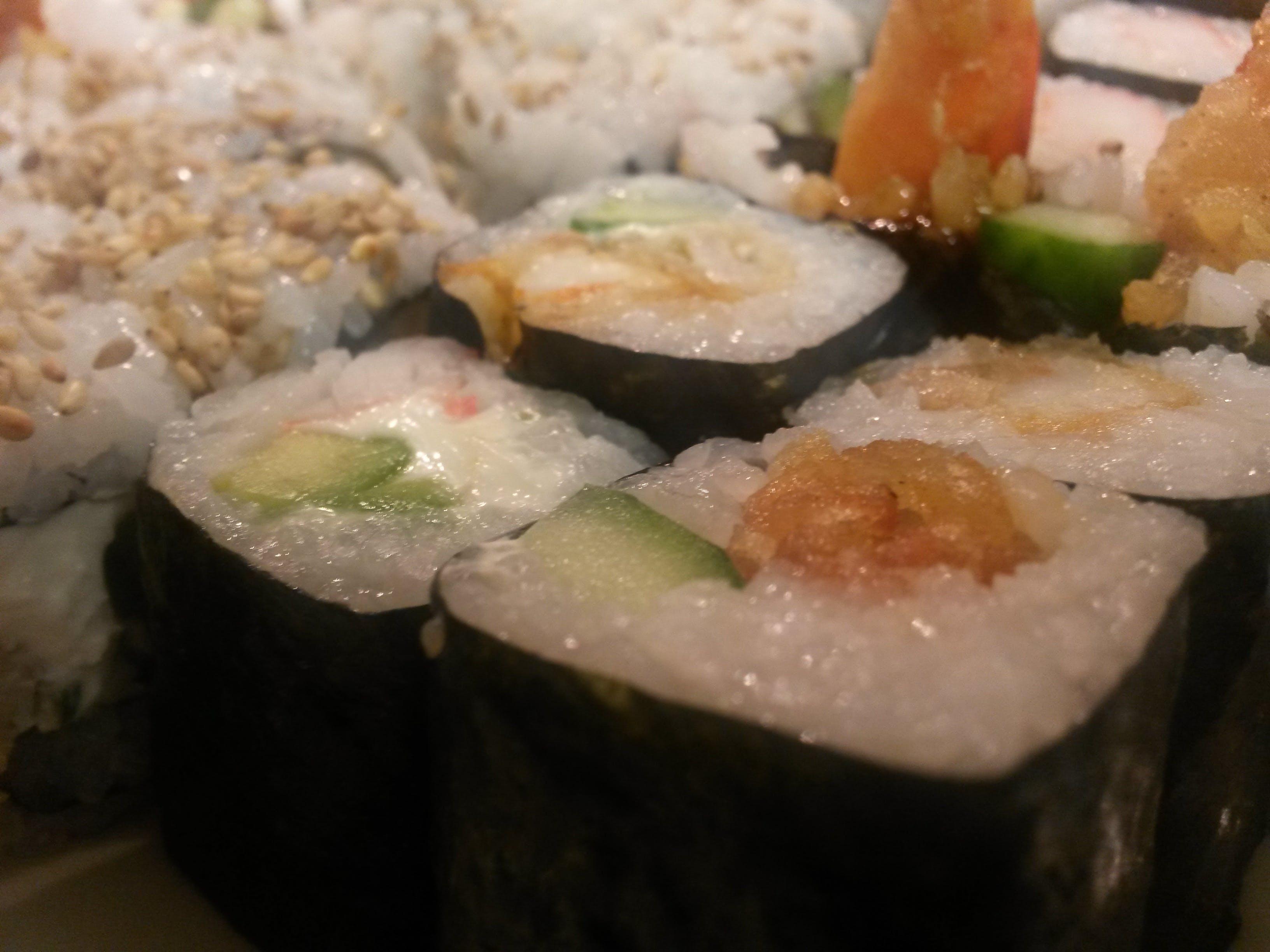 Free stock photo of sushi, bruder kann-sushi-machen