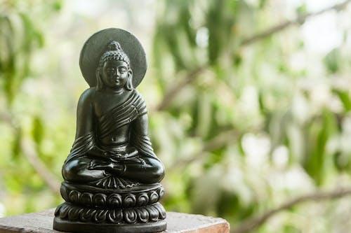 Fotos de stock gratuitas de Buda, escultura, estatuilla