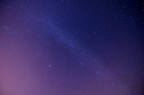 Darmowe zdjęcie z galerii z astrofotografia, astronomia, ciemny, gwiazdy