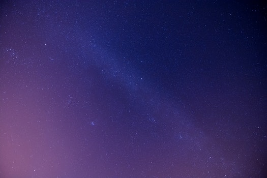Free stock photo of nature, sky, night, space